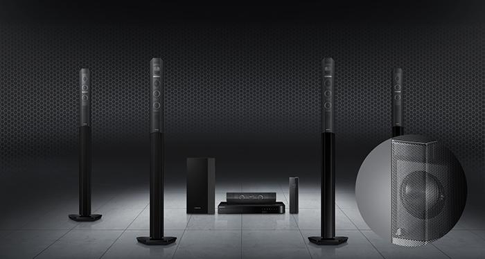 Samsung Home Cinema Set 7.1 HT-J7750