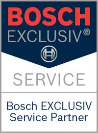 Bosch exclusiv service partner