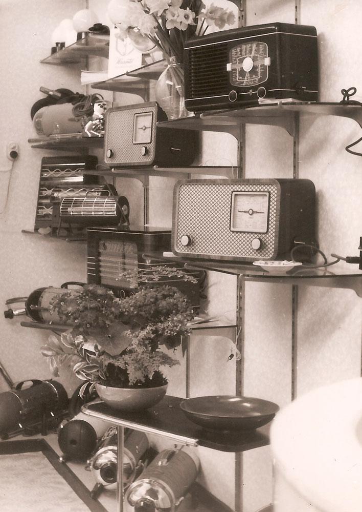 Nuis b.v. radio's