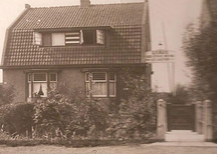 Nuis b.v. Zwanenburg eerste pand1932