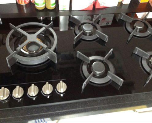 Inbouw kookplaat